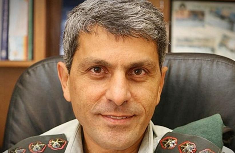 Maj. Gen. Danny Efroni, the IDF military advocate-general (photo credit: IDF SPOKESMAN'S UNIT)