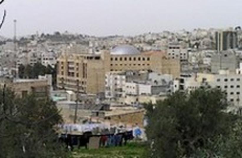 Hebron 248.88 (photo credit: Tovah Lazaroff [file])