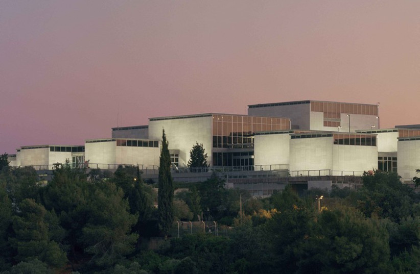The Israel Museum  (photo credit: TIM HURSLEY / COURTESY THE ISRAEL MUSEUM)