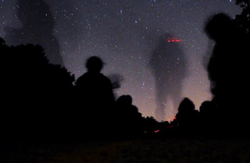 IDF intelligence soldiers (illustrative) (photo credit: IDF)