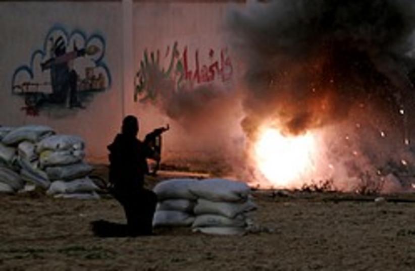 hamas gunman 248 88 ap (photo credit: AP)