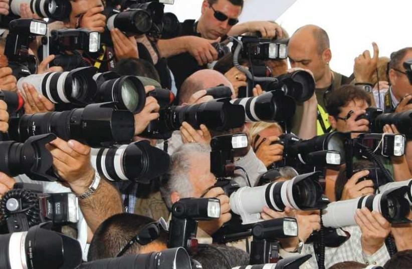 Media [Illustrative] (photo credit: REUTERS)