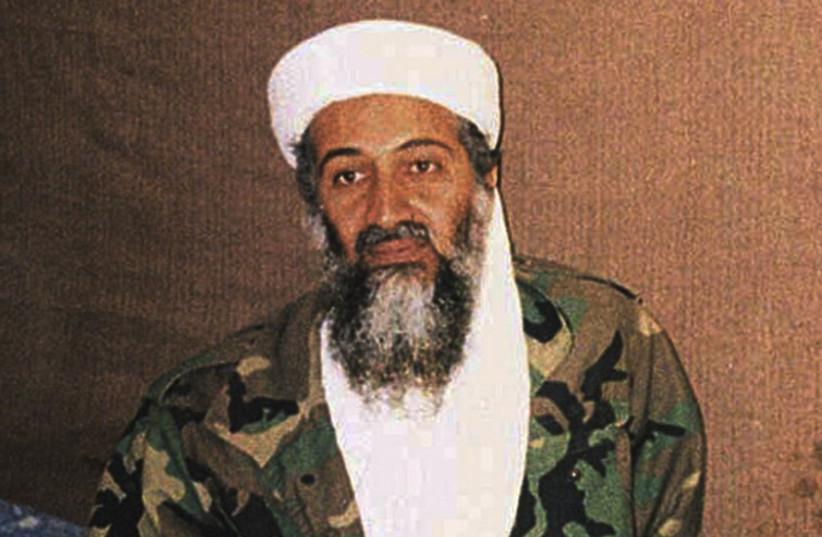 Osama bin-Laden (photo credit: REUTERS)