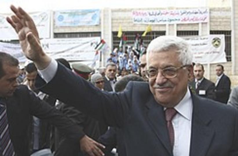 Abbas nazi 248.88 (photo credit: AP)