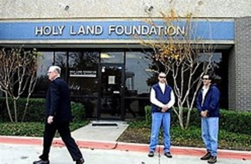holy land foundation 248.88 ap (photo credit: AP)