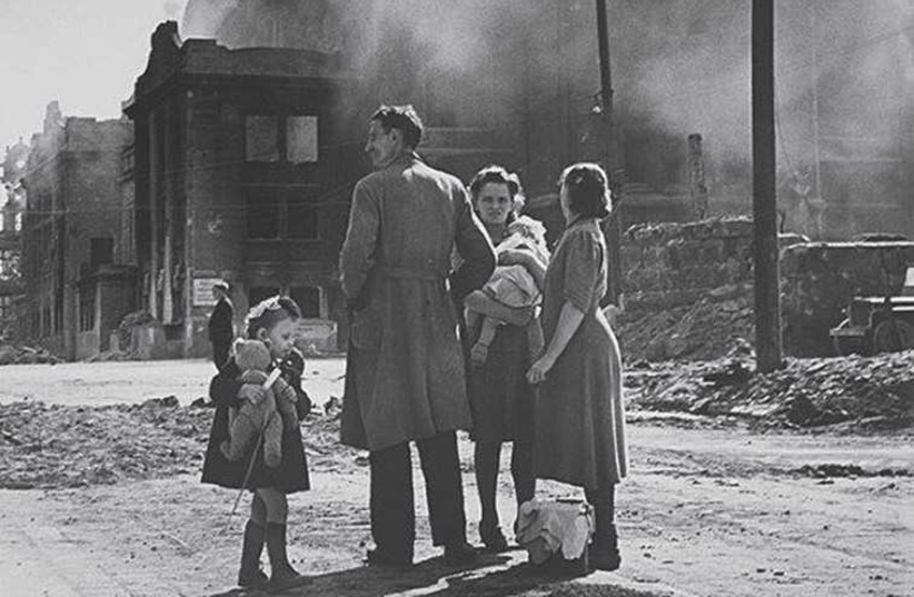 Nuremberg, Germany, 1945 (photo credit: TEL AVIV MUSEUM OF ART)