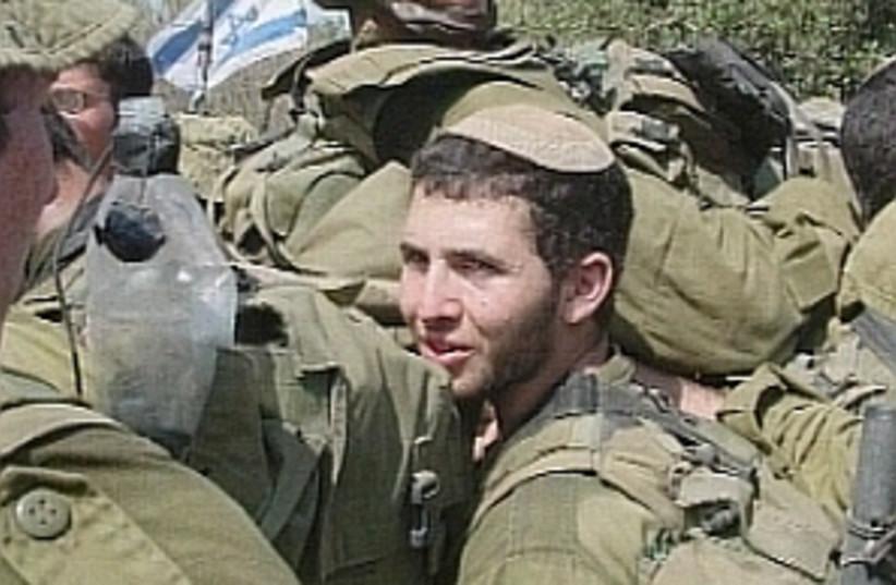 hero soldier markowitz  (photo credit: Channel 1)