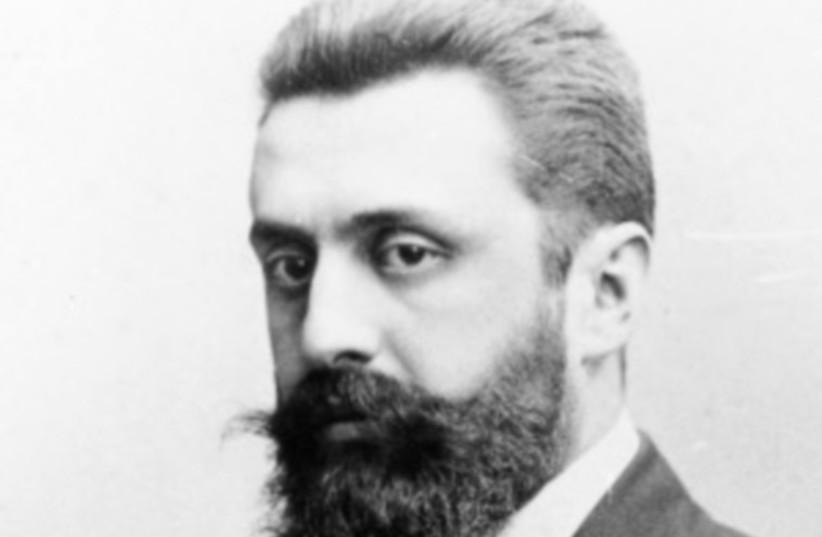 Benjamin Ze'ev Herzl (photo credit: Wikimedia Commons)