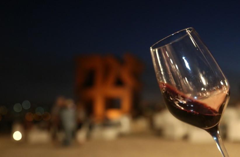 Wine festival in Jerusalem (photo credit: MARC ISRAEL SELLEM/THE JERUSALEM POST)