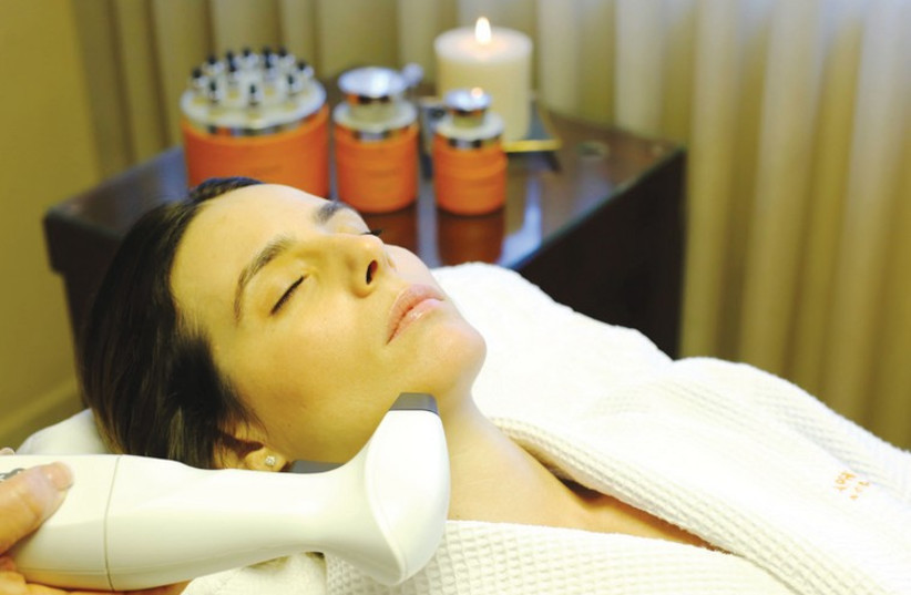 The Ronit Raphael centers offer a new 'sculpting' body and face treatment. (photo credit: PR)