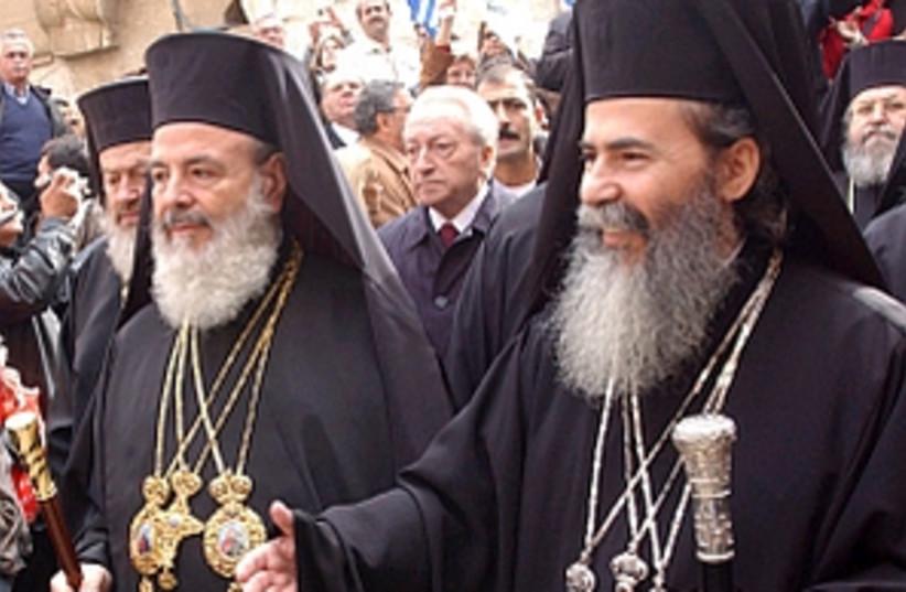 greek orthodox 298 (photo credit: Ariel Jerozolimski)