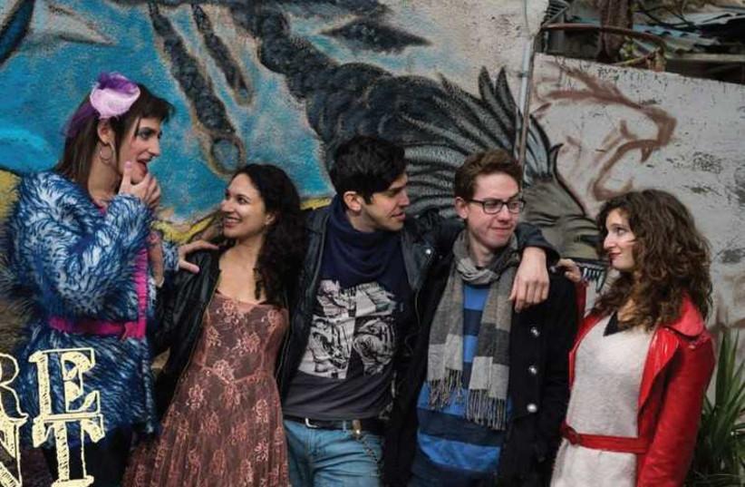 'Rent' musical (photo credit: ITA ARBIT)