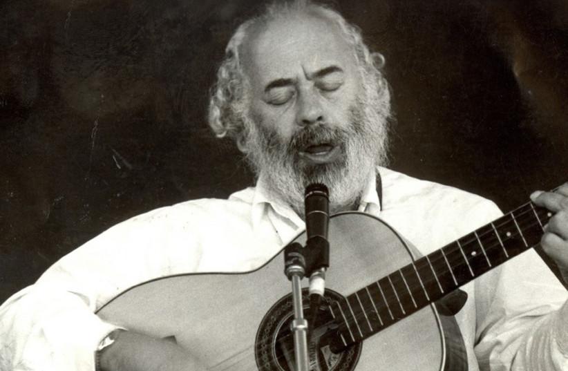 Rabbi Shlomo Carlebach (photo credit: JERUSALEM REPORT ARCHIVES)