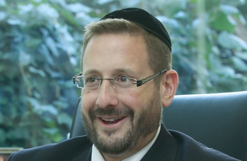 Dov Lipman (photo credit: MARC ISRAEL SELLEM)