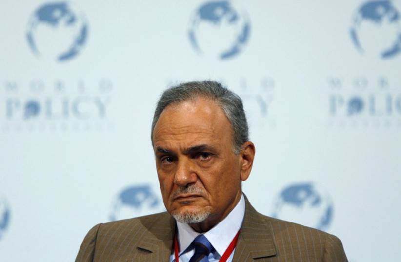 Prince Turki al-Faisal of Saudi Arabia (photo credit: REUTERS)