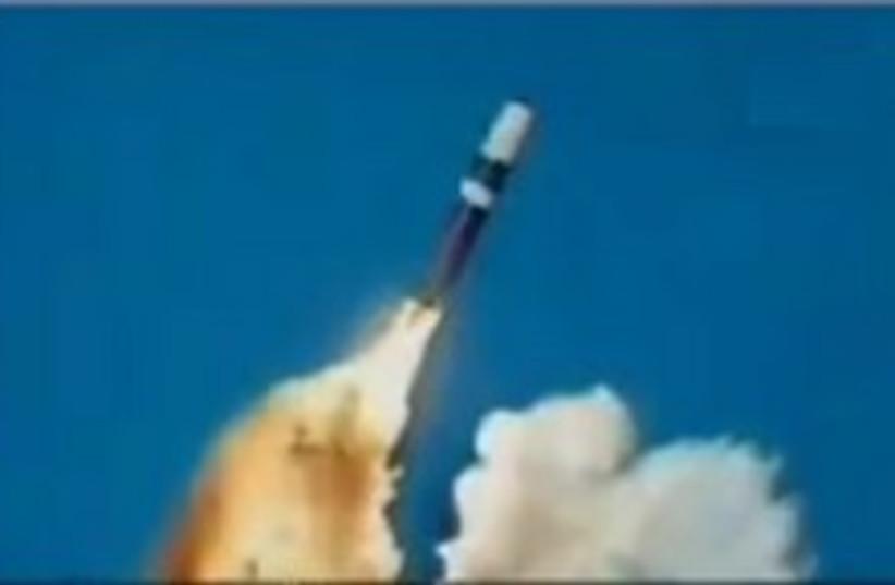 Bulava missile 248.88 (photo credit: Courtesy)