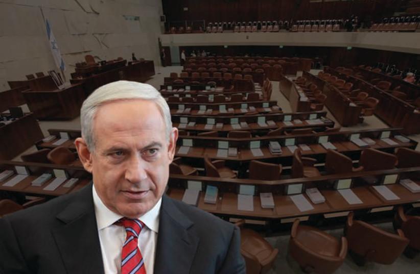 Benjamin Netanyahu  (photo credit: MARC ISRAEL SELLEM/THE JERUSALEM POST,JPOST STAFF)