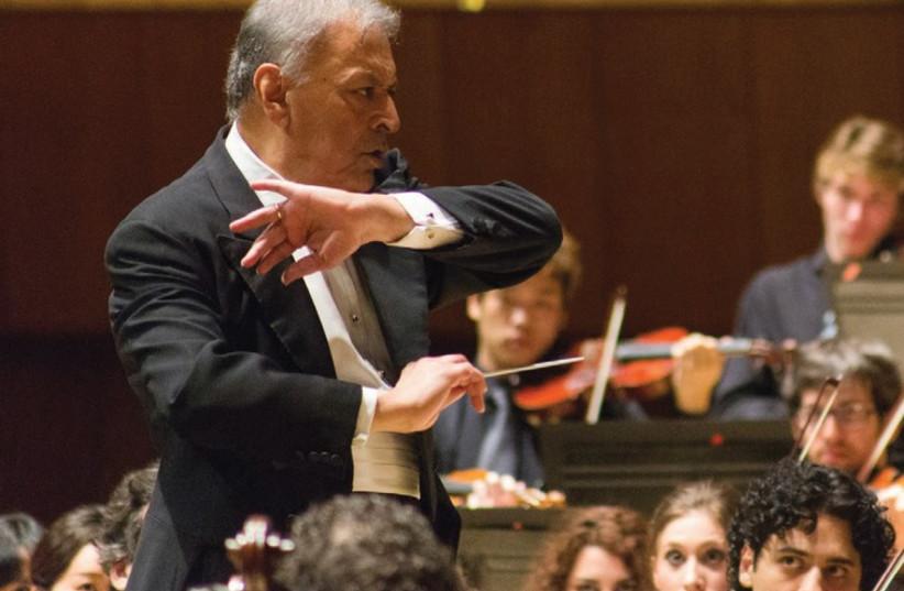 Maestro Zubin Mehta. (photo credit: Courtesy)