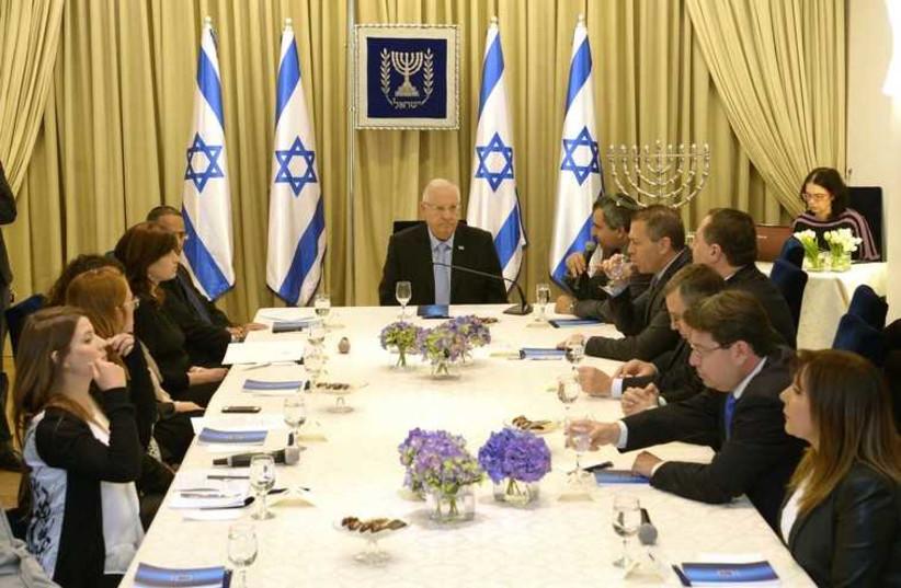 President Reuven Rivlin (photo credit: Mark Neiman/GPO)