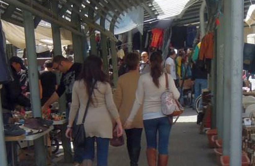 Jaffa flea market (photo credit: PR)