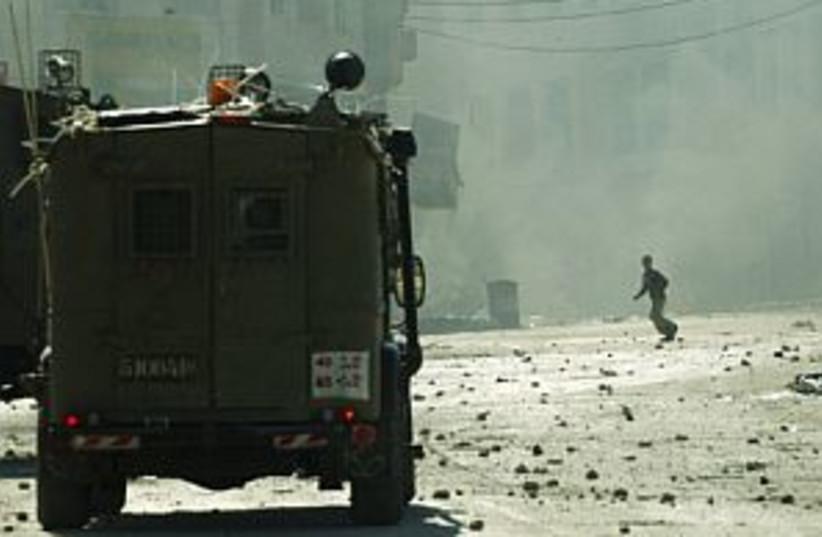 jenin clash 298 (photo credit: AP)