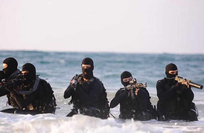 Shayetet 13 naval commandos (photo credit: IDF)