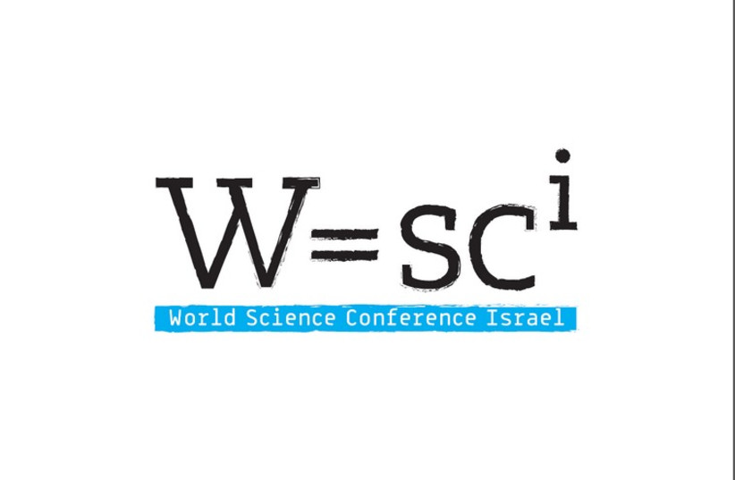 The World Science Conference Israel (WSCI) logo (photo credit: Courtesy)