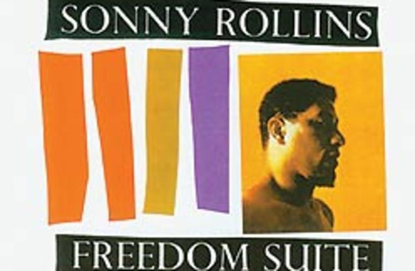 Sonny Rollins disc 88 248 (photo credit: Courtesy)