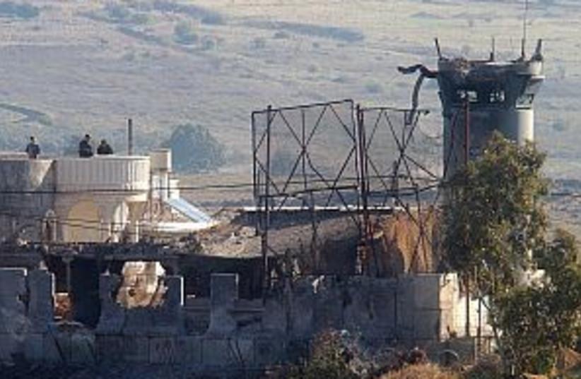 hizbullah damage 298.88 (photo credit: AP)
