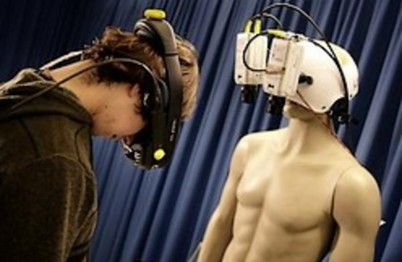 body mind 248.88 bionic ap (photo credit: AP)