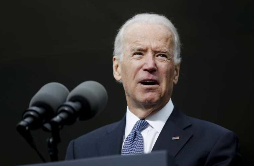 US Vice President Joe Biden (photo credit: REUTERS)