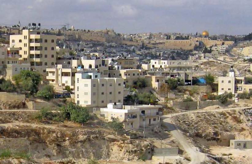 Jabel Mukaber, east Jerusalem  (photo credit: Wikimedia Commons)