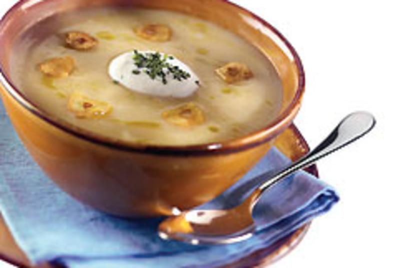 potato soup 88 248 (photo credit: Courtesy)