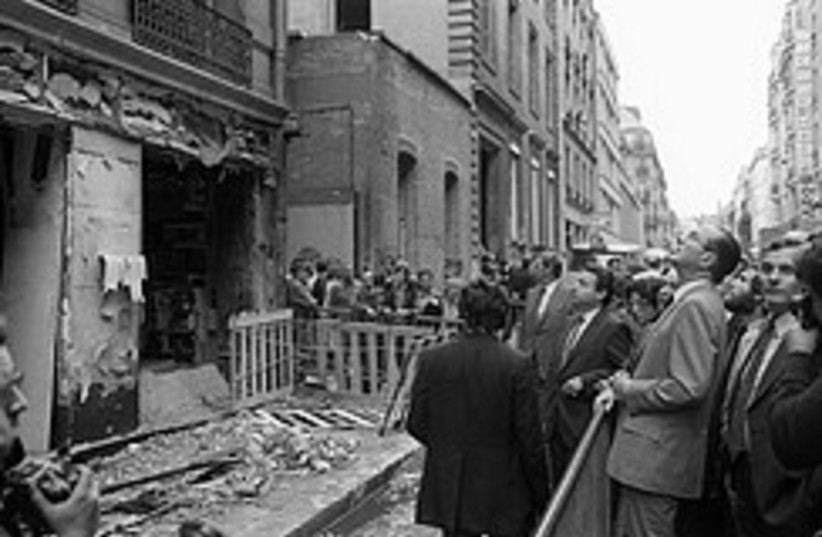 Paris synagogue attack 248 88 (photo credit: AFP)