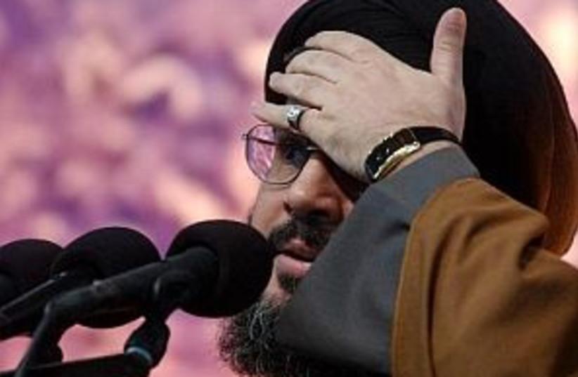 hizbullah nasrallah 298 (photo credit: AP [file])