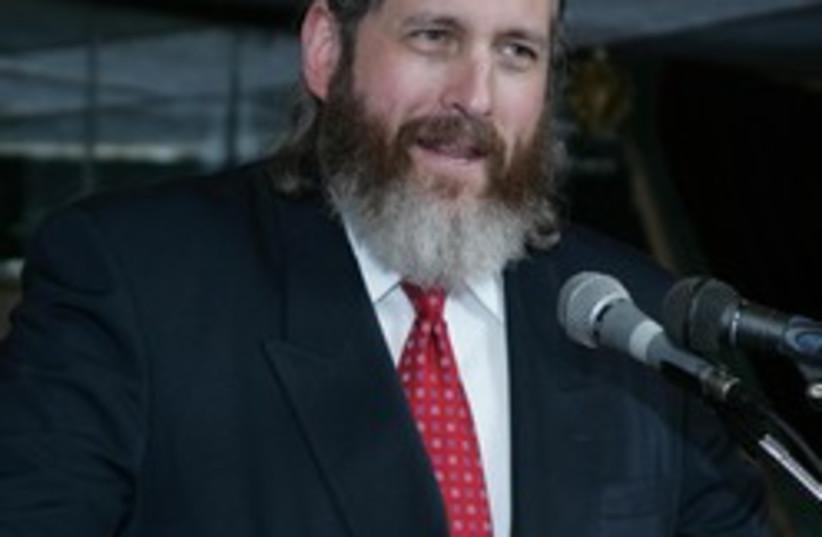 shmuel sackett 248 88 (photo credit: Courtesy:  The Jewish Leadership Movement)