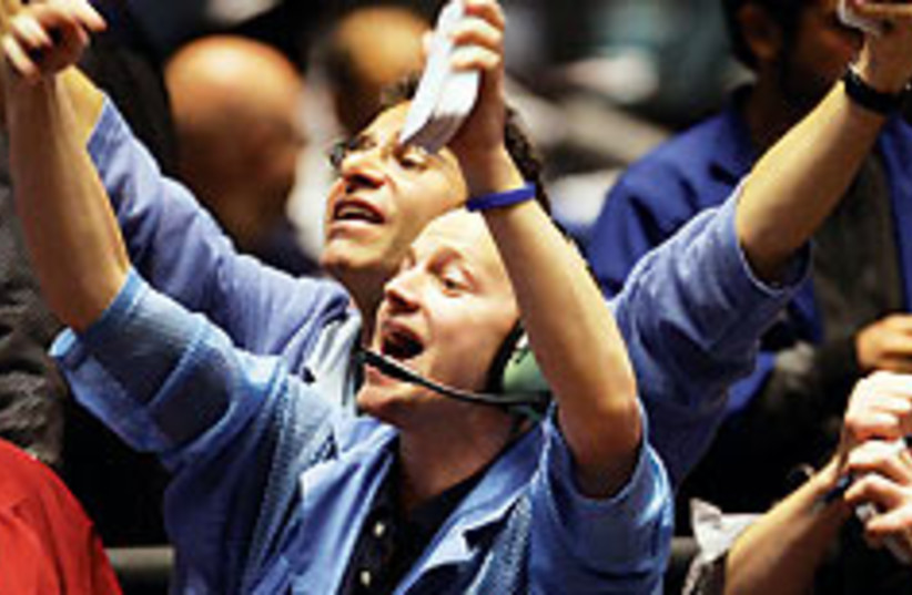 stock market 88 248 (photo credit: )