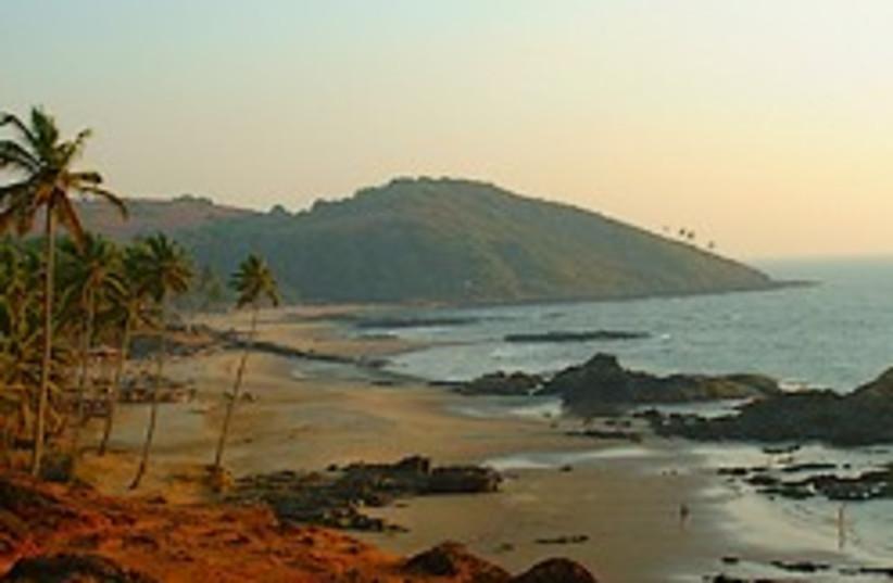 goa beach 248.88 courtesy (photo credit: Courtesy)