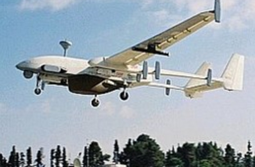 uav heron 248.88 (photo credit: IAI)
