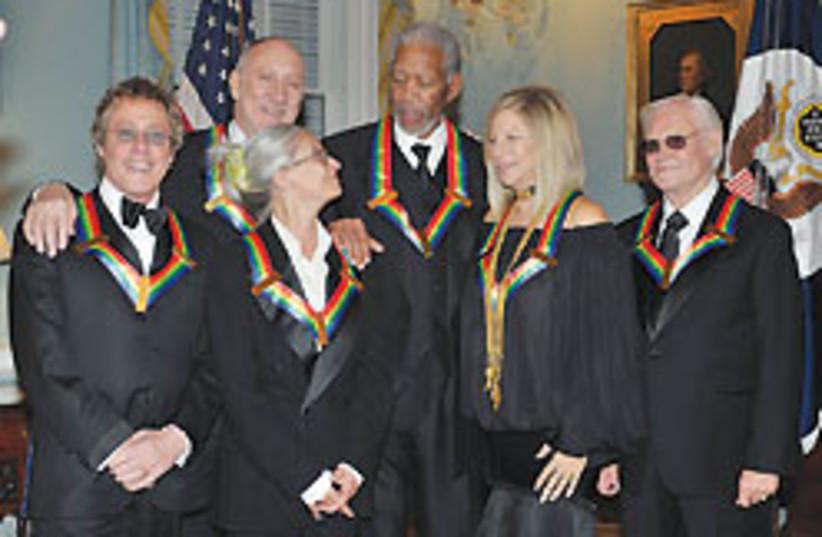 Barbara Streisand 88 (photo credit: )