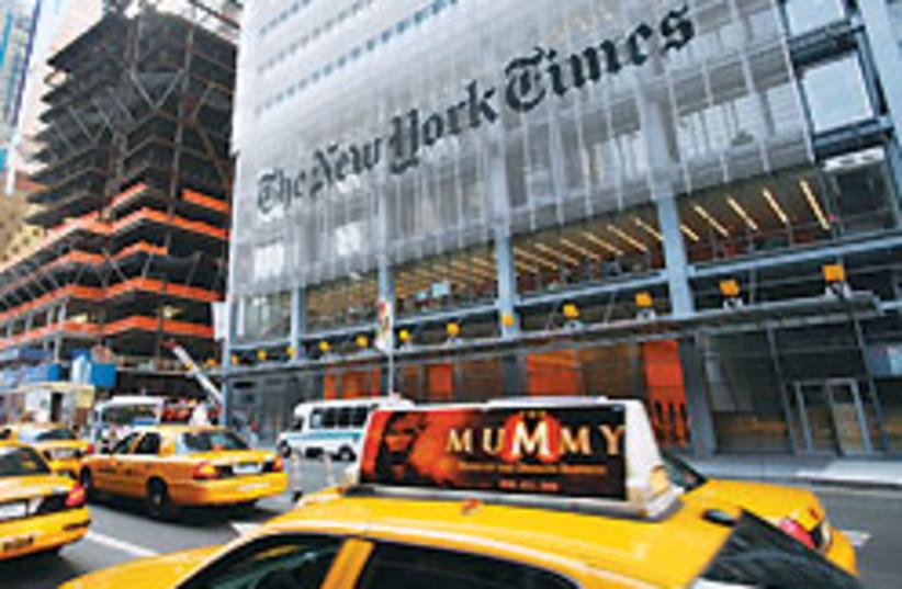 NY Times 88 248 (photo credit: )