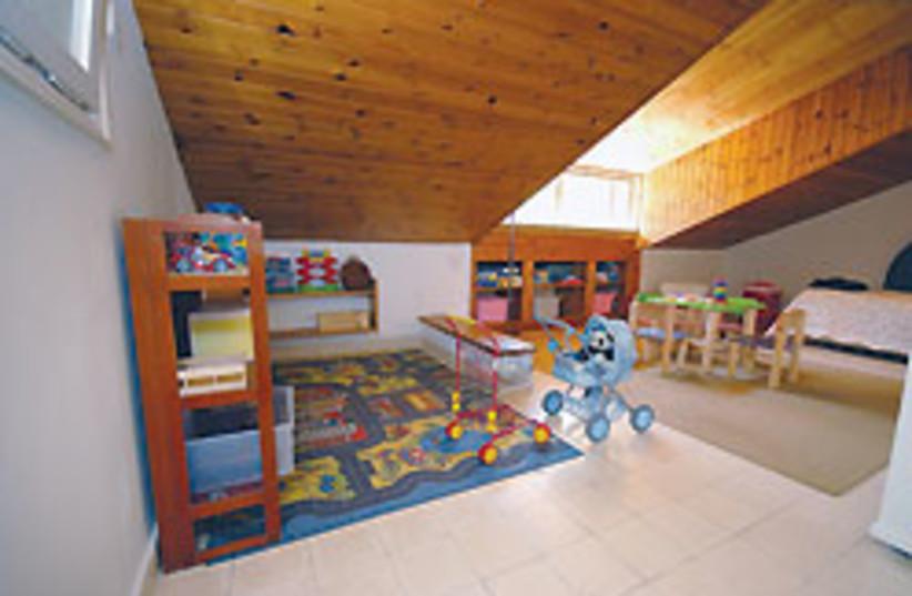 kids room 88 248 (photo credit: Eyal Izhar)