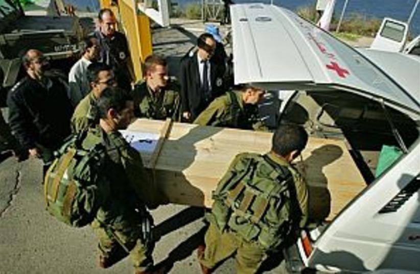 hizbullah bodies298 88ap (photo credit: AP)