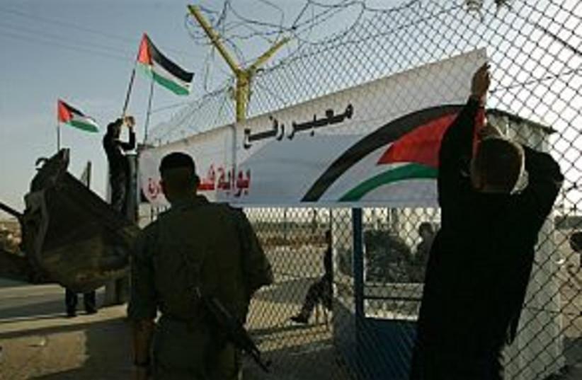 rafah sign 298 88 ap (photo credit: AP)