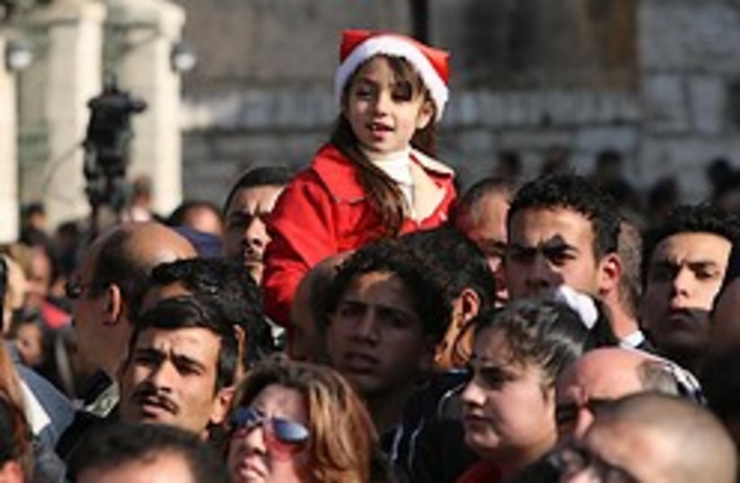 Bethlehem Palestinians 248.88 (photo credit: Ariel Jerozlimski [file])