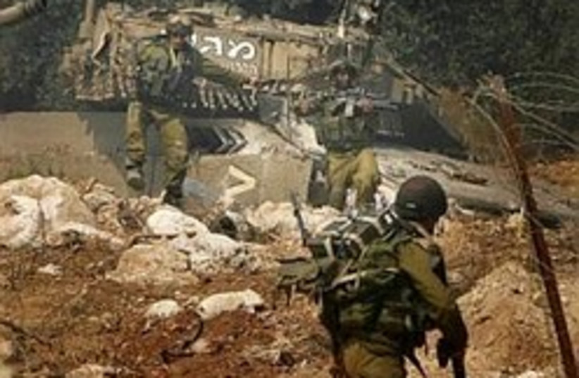 2nd lebanon war cool 248.88 (photo credit: AP [file])