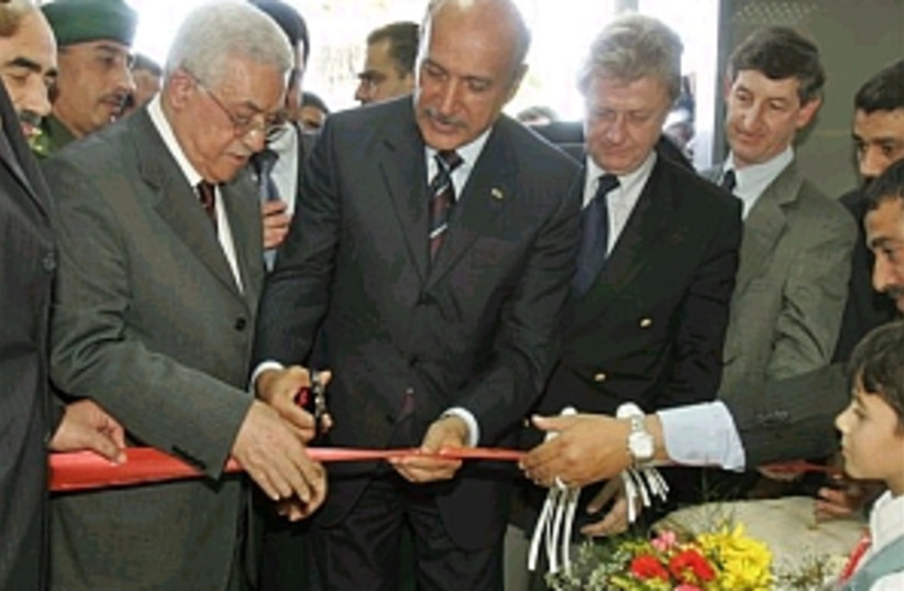 abbas rafah298 (photo credit: AP)