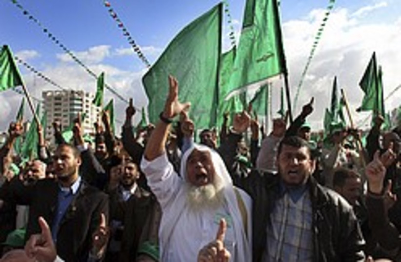hamas supporters rally 248 88 ap (photo credit: AP)
