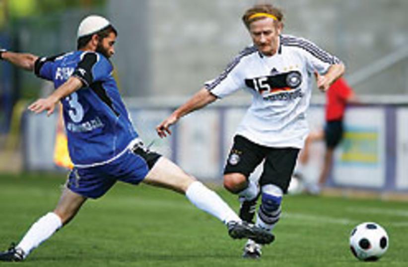 author soccer 88 248 (photo credit: Courtesy)