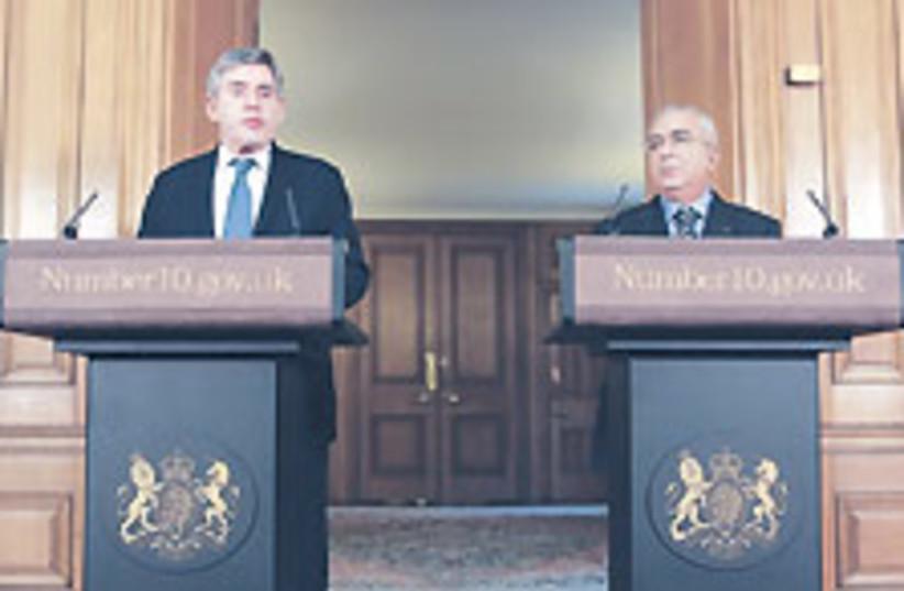 Gordon Brown Fayad 88 248 (photo credit: )